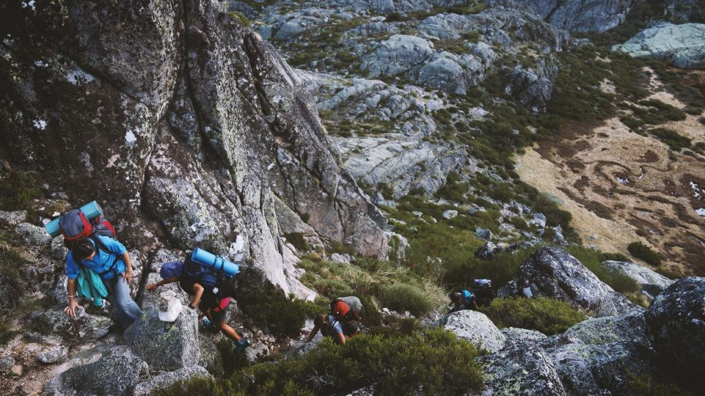 types-of-climbing